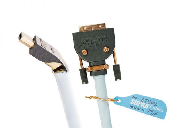 HDMI und DVI Kabel