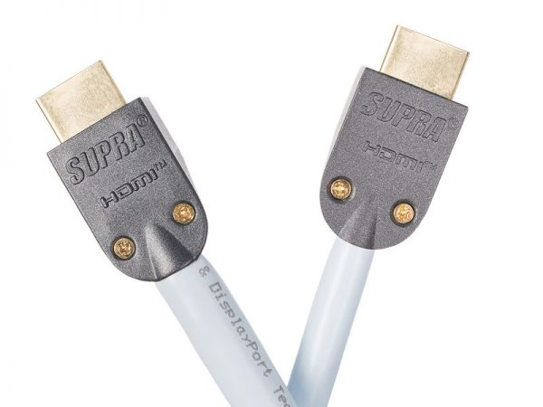 Supra Cables High Speed HDMI Kabel mit Ethernet