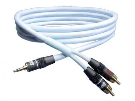 Supra Cables BiLine-MP HiFi Kleinsignalkabel
