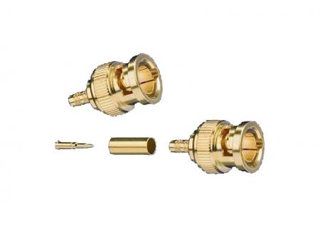 Supra Cables BNC-3 Stecker