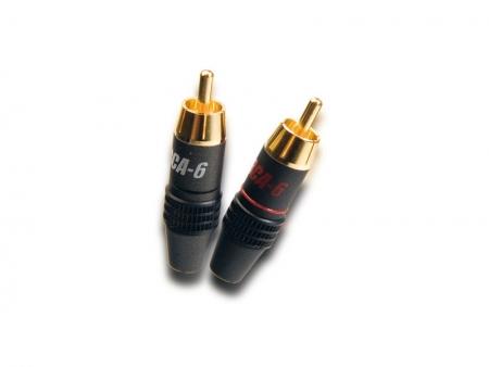 Supra Cables RCA-6 Stecker